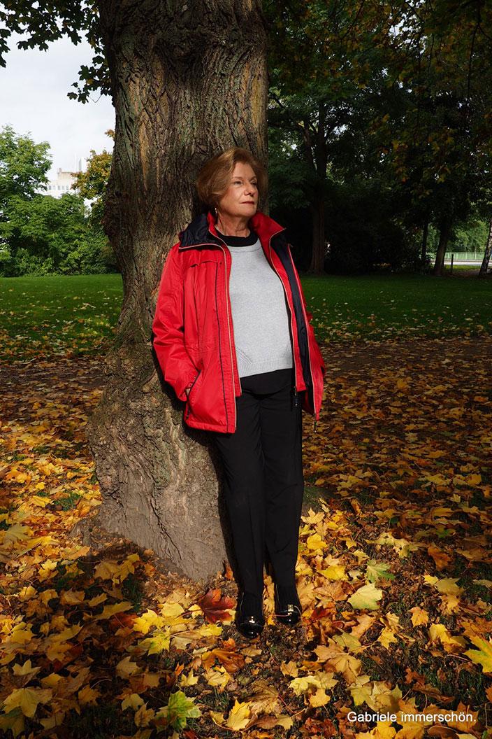 Gabriele immerschön Modeblog stellt Hannelore vor