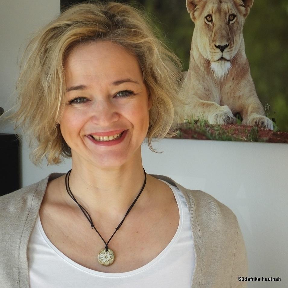 Gabriele immerschön.: Birgit Bergener und Südafrika hautnah