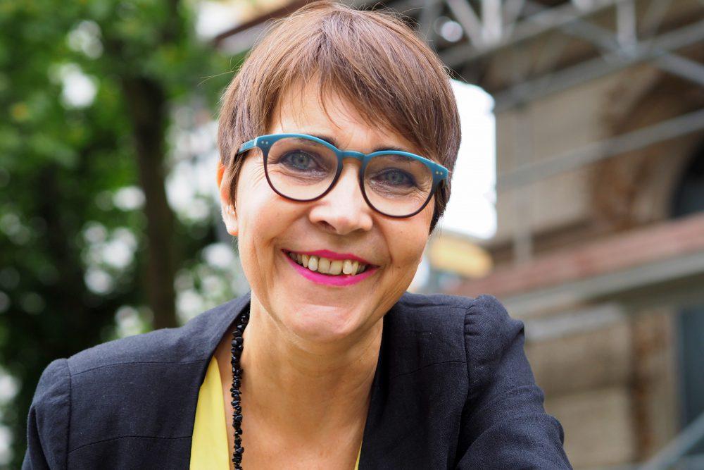 Gabriele immerschön. im Gespräch mit Doris Lenhard/ MaBaZ