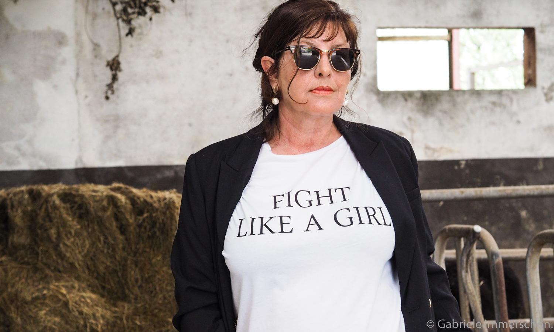 Fight like a girl-Statement Shirt´s und ihre Kuriositäten