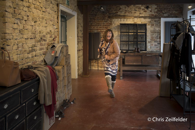 Die FINCA wächst - neuer Showroom von Andrea Heinen
